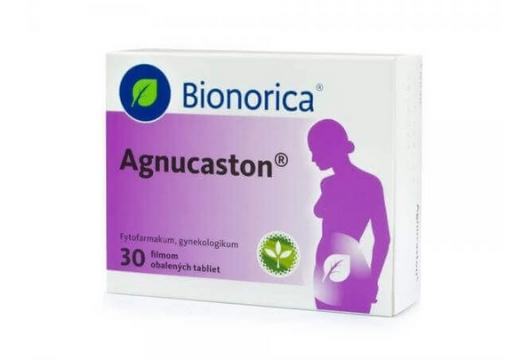 agnucaston tabletky